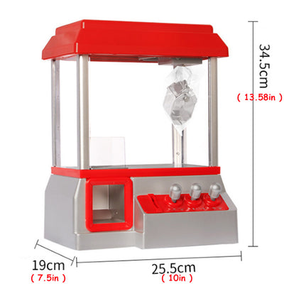 Mini Craw Machine with Music
