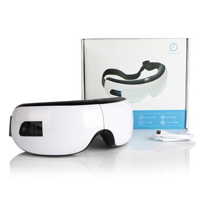 Electric Eye Massager with Hot Compress and Bluetooth Music