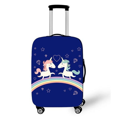 "Unicorn Luggage Cover 18"" to 28"""