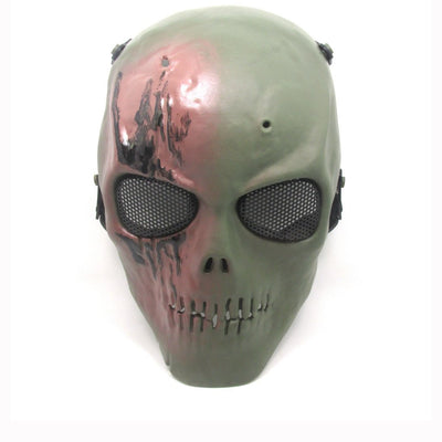 Paintball & Airsoft Full Face Protection Skull Mask