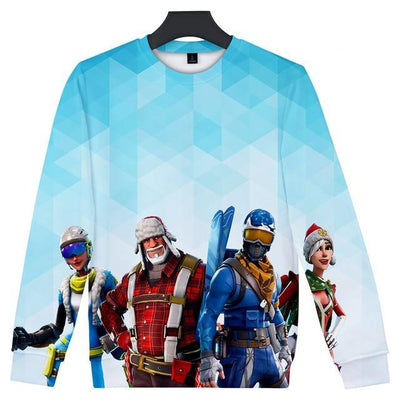 Battle Royale Christmas Sweatshirt