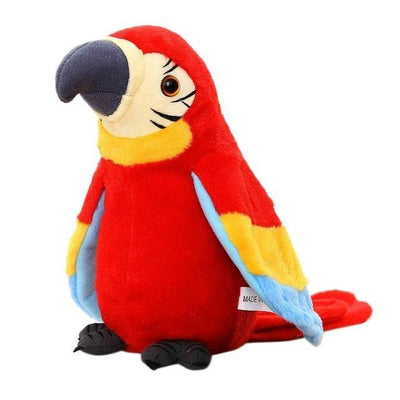 Adorable Talking Parrot Toy