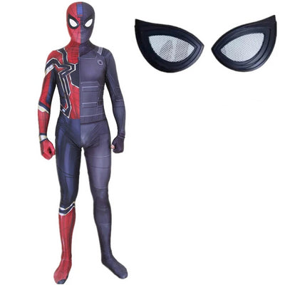 Spiderman Far From Home Iron Spider Stealth Suit Bodysuit Costume