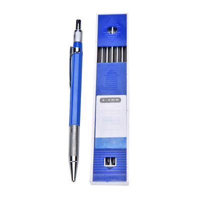 Automatic Lead Mechanical Pencil 2B 2mm 12 Leads Refills