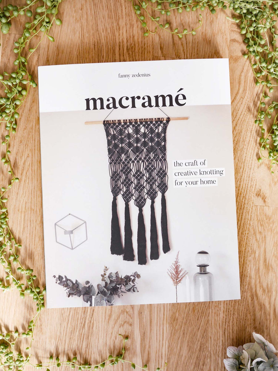 'Macramé' by Fanny Zedenius, signed to you