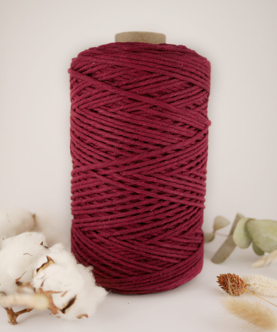 Bordeaux cotton string, 1 kg
