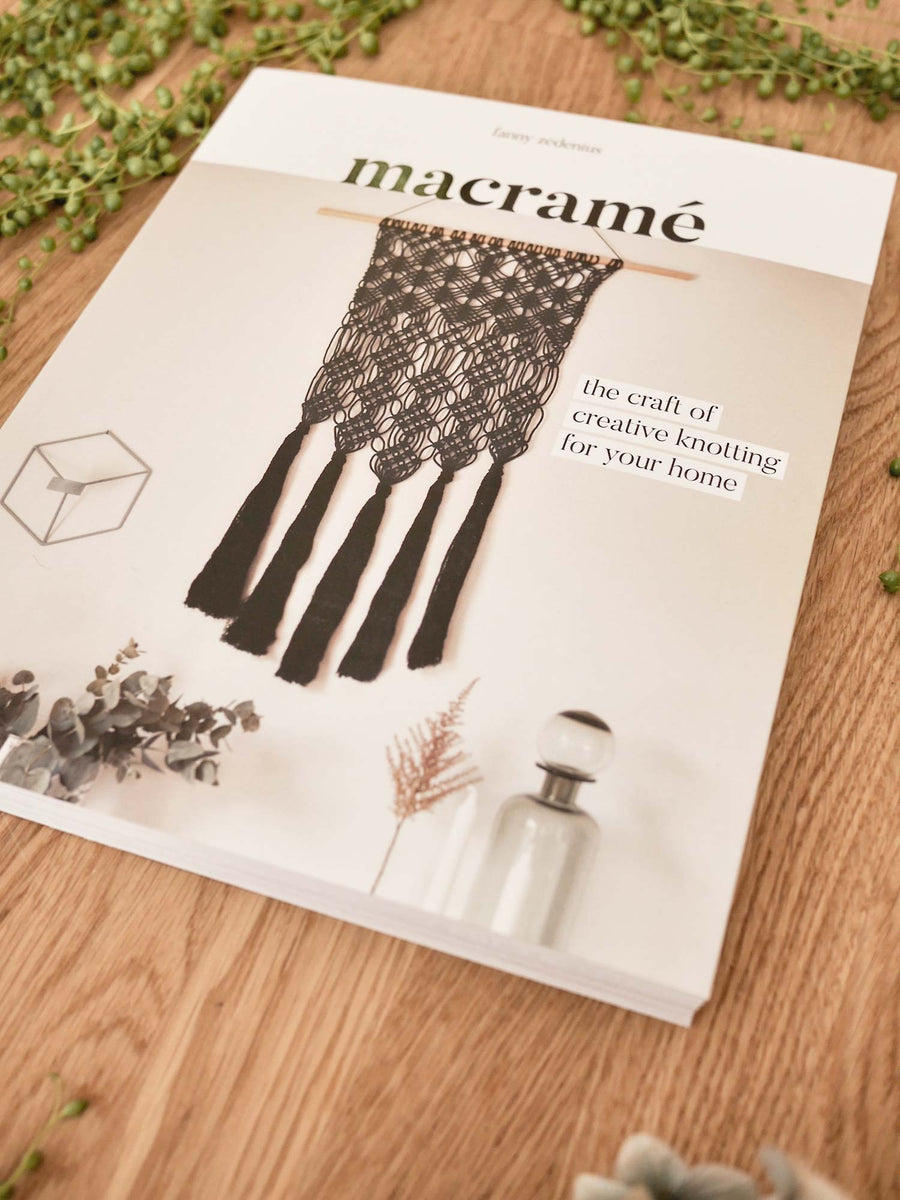 'Macramé' and 'Macramé 2', signed to you