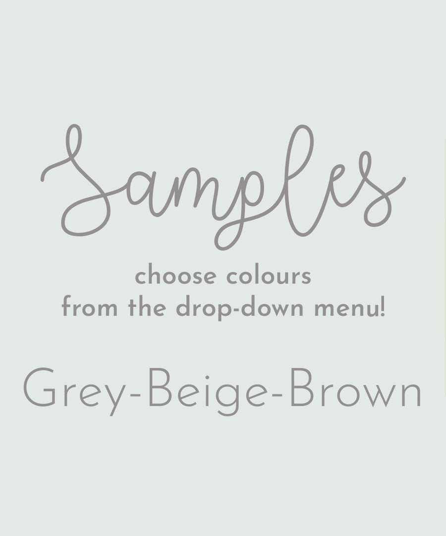 Choose samples