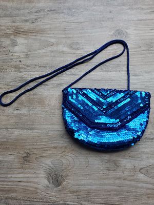 Blues purse