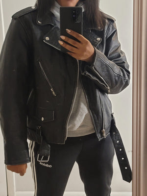 Grease Leather Jacket
