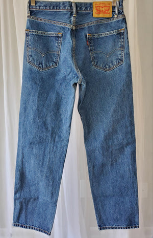 Levis 550 Mom Jeans