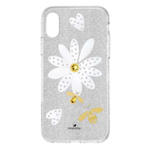 Eternal Flower Smartphone Case with Bumper, iPhone® XS Max, Light multi-coloured