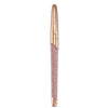 Crystalline Nova Rollerball Pen, Pink, Rose-gold tone plated