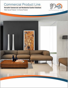 Commercial Product Line Brochure