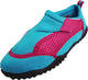 Norty Wave Childrens Sizes 11-4 Kids Slip on Aqua Socks Pool Beach Water Shoe, 39243