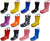 Norty Toddlers Big Kids Boys Girls Waterproof Rubber Rain Boots, 39828
