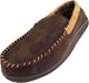 Norty Mens Moccasin Slip On Loafer Slipper Indoor/Outdoor Sole - 6 Colors, 40014