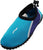 Norty Wave Kids Sizes 11-4 Boys / Girls Slip on Aqua Socks Pool Beach Water Shoe, 40213