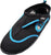 Norty Mens Water Shoes Aqua Socks Surf Yoga Exercise Pool Beach Swim Slip On, 40307