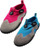 Womens Water Shoes Aqua Socks Surf Yoga Exercise Pool Beach Dance Swim Slip On, 40313