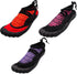 Womens Water Shoes Aqua Socks Surf Yoga Exercise Pool Beach Dance Swim Slip On, 40361