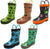 Norty Waterproof Rubber Rain Boots for Kids - Boys & Girls - Toddlers & Big Kids, 40553