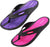 Norty - Women's Molded Flip Flop Sandal, Lightweight and Airy, 40649