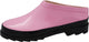Norty Womens Garden Clog Waterproof Rain Boot For Ladies Winter Spring & Garden - Runs 1/2 Size Large, 40680