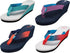 Norty Women's Platform Wedge Soft Cushioned Footbed Flip Flop Thong Sandal, 40688