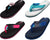 Norty Women's Platform Soft Cushioned Footbed Flip Flop Thong Sandal, 40692