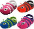 NORTY Toddler Girl's Boy's Bug Colorful Drainage Clog Sandal Slip On - 4 Colors, 40696