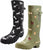 Norty Women's Hurricane Wellie - Glossy Matte Waterproof Hi-Calf Rainboots, 40855