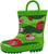 Norty New Toddlers / Little / Big Kids Boys Girls Waterproof Rubber Rain Boots, 40739