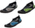 NORTY Men's Quick Drying Aqua Shoes Water Sport Beach Pool Boating Swim Surf, 40961