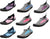 NORTY Women's Quick Drying Aqua Shoes Water Sport Beach Pool Boating Swim Surf, 40969