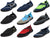 Norty Mens Water Shoes Aqua Socks Surf Yoga Exercise Pool Beach Swim Slip On NEW, 40977