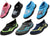 Norty Childrens Boys Girls Kids Skeletoe Beach Pool Slip On Aqua Sock Water Shoe, 40993