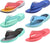 NORTY - Women's Thong Flip Flop Sandals - Casual for Beach, Pool, Shower, 41012