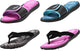 NORTY - Women's Memory Foam Footbed Sandals - Casual for Beach, Pool, Shower, 41018