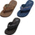 NORTY Men's Sandals for Beach, Casual, Outdoor & Indoor Flip Flop Thong Shoe, 41161