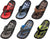 NORTY Men's Sandals for Beach, Casual, Outdoor & Indoor Flip Flop Thong Shoe, 41164