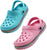 NORTY Women's Slip On Embellished Clog Sandal, Walking, Water Shoe, 41409