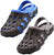 NORTY Men's Slip On Clog Sandal, Walking, Water Shoe or Gardening, 41481