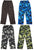 NORTY Men's 100% Cotton Printed Flannel Sleep Lounge Pajama Pant - 4 Prints, 41554