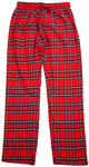 NORTY Women's Cotton Blend Yarn Dyed Flannel Sleep Lounge Pajama Pant, 41558