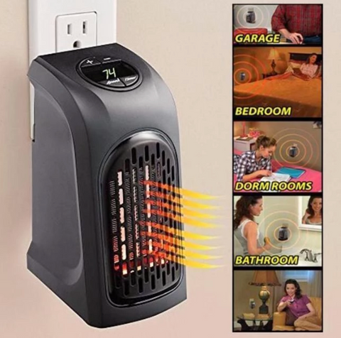 HANDY HEATER ELECTRIC