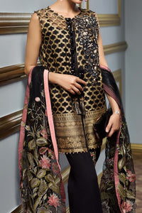 FE-134 Formal Jeweled Emb. 3PC Suit