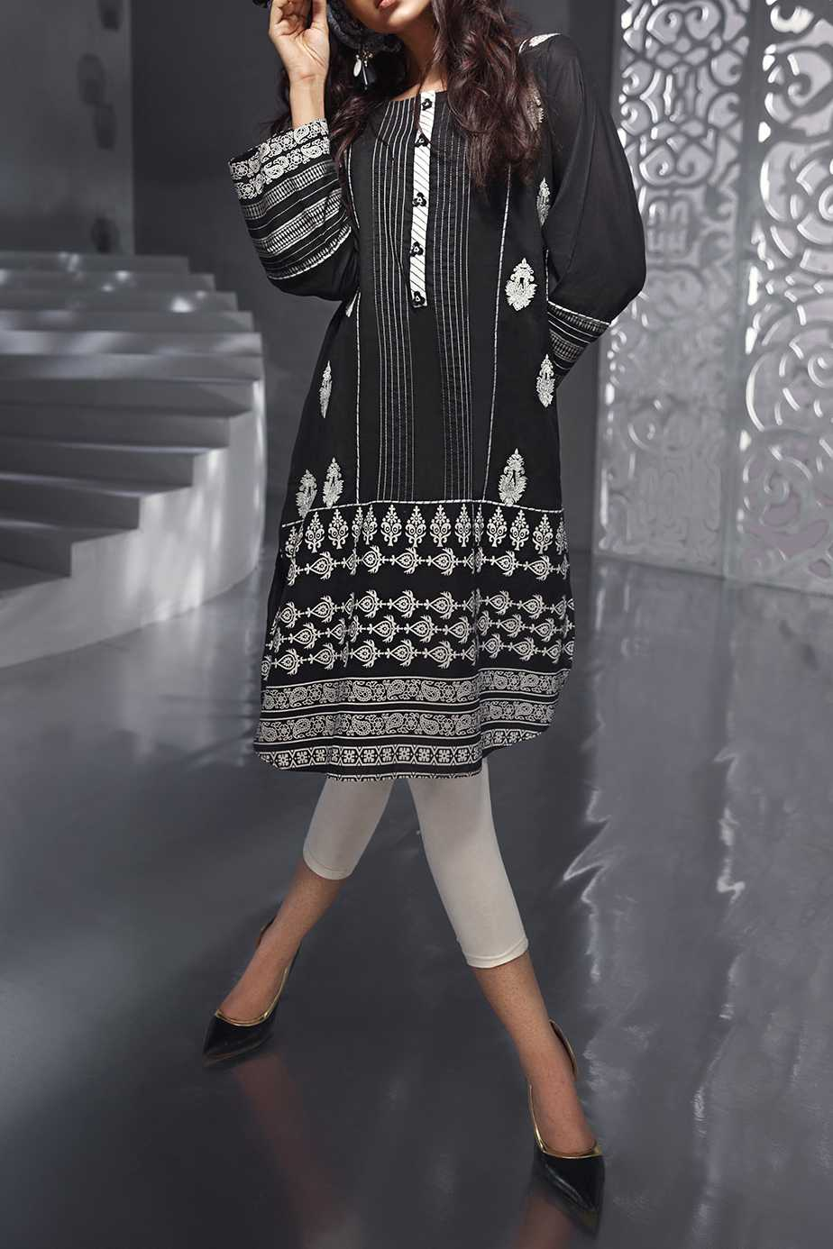 Embroidered Kurti