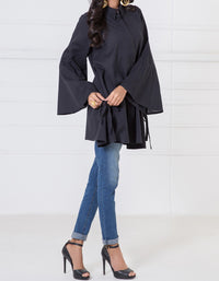 WTB17412 Bell Sleeve Top - Komal's