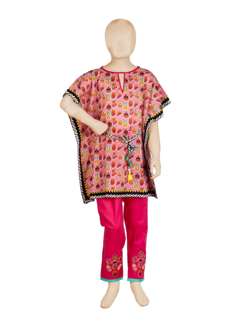 KAC-00932 Printed 2PC Suit - Komal's